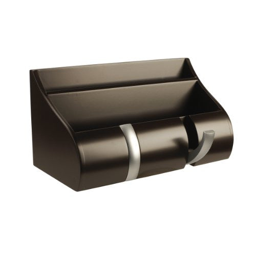 Umbra Cubby Wall Mount Organizer (Color: Espresso)
