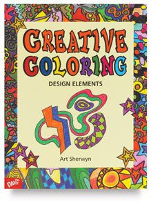 Creative Coloring: Design Elements - Creative Coloring: Design Elements