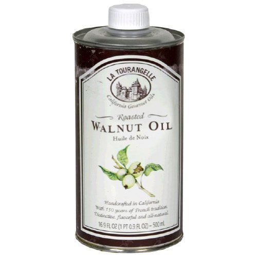 LA TOURANGELLE Oils Tour Rstd Walnut Oil 500 ML