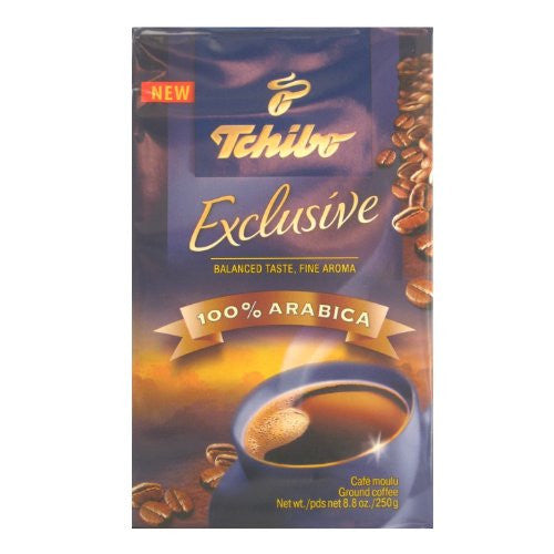 Tchibo Exclusive Ground Coffee 8.8oz