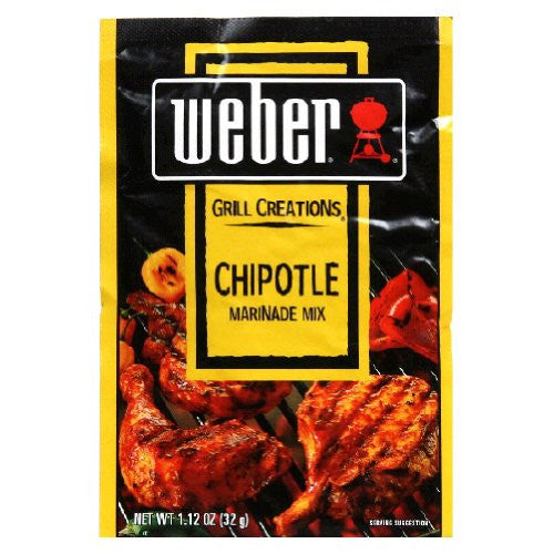 Weber Grill Marinade Chipotle 1.12 OZ