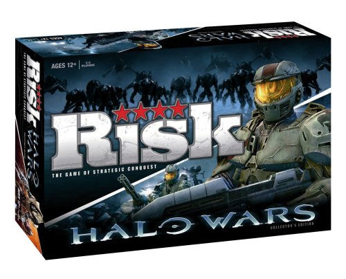 Risk: Halo Wars