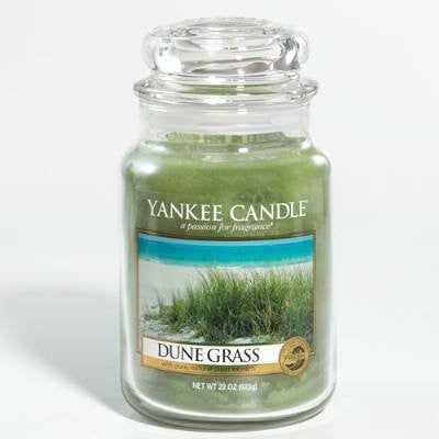 Yankee Candle Dune Grass Large Jar Candle