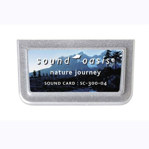 SC-300-04 Sound Oasis Nature Journey Sound Card