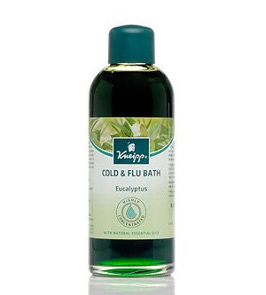 Kneipp HERBAL BATH With Natural Essential Oils EUCALYPTUS Sinus Relief 200ml