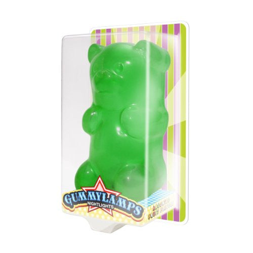 Gummygoods Nightlights (Color: Green)
