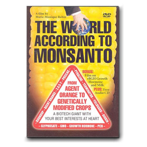 The World According to Monsanto (US NTSC Format) (2008)