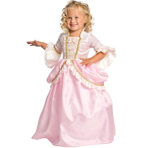 "Pink Parisian Princess (Sm 1-3 yrs, child 2T, 27"")"