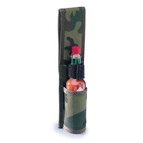 2oz Camouflage Holster (Green)  w/ 2oz. TABASCO Sauce