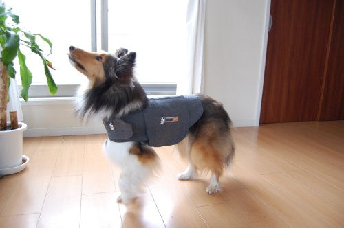 Thundershirt Heather GRY MD