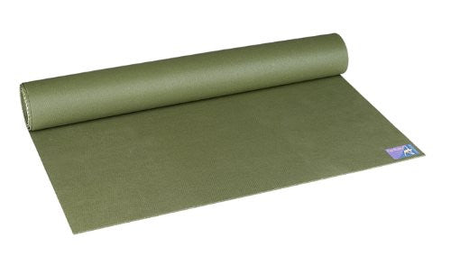 "Jade Travel 24"" x 74""-inch Yoga Mat (Color: Olive)"