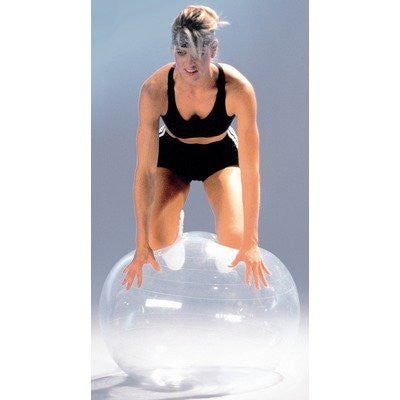 Gymnic / Opti-Ball Clear Fitness Ball (Size:)