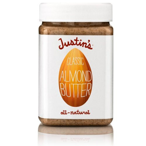 Justins Nut Butter Classic Almond Butter, Natural 16.0 OZ