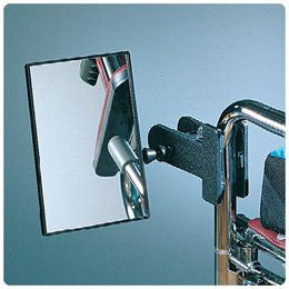 "Sammons Preston Ez Clip Mirror 6"" L X 4"" W"