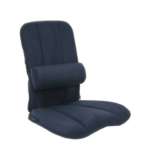 BetterBack Deluxe Seating System w/ LumbiPad - Black