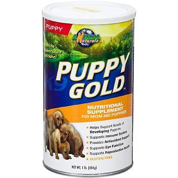 Animal Naturals K9 Puppy Gold -- 1 lb