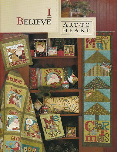 I Believe: Christmas Designs By Nancy Halvorsen