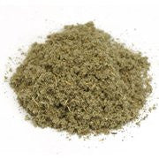 Sage Leaf Albanian Rubbed - Salvia officinalis, 1 lb