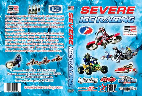 Severe Ice Racing DVD