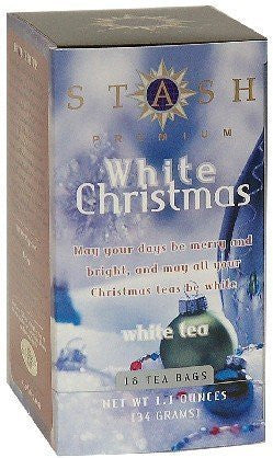 Specialty Tea White Christmas Holiday 18 Bags (Pack of 2)