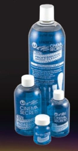 Cinema Secrets Professional Brush Cleaner, 2 oz. Tin (Size: 8 oz.)
