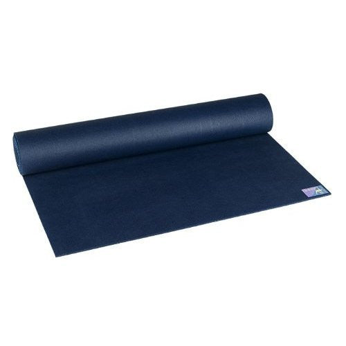 "Harmony Professional 3/16-Inch Yoga Mat 24"" x 74"" (Color: Midnight Blue)"