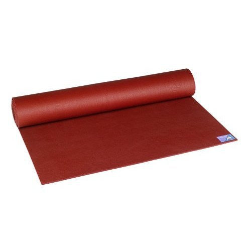 "Harmony Professional 3/16-Inch Yoga Mat 24"" x 74"" (Color: Sedona Red)"