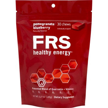 The FRS Company - Pomegranate Blueberry Natural Energy Soft Chews, 4 chews