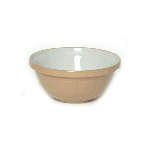 "Mason Cash Mixing Bowl - Size 24, 9.75"" x 4.5"" (3qts)"