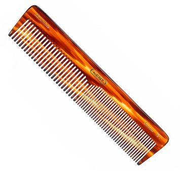 Extra Large Women's Comb By KENT (188mm Large, Course and Fine Toothed Dressing Table Comb)