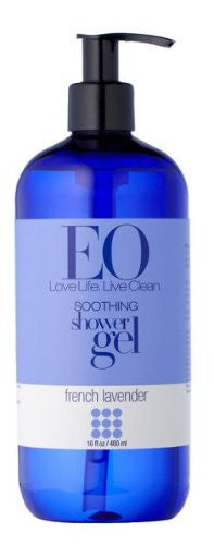EO Bath & Shower Gel Lavender - 16 oz