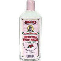 Thayer's: Witch Hazel with Aloe Vera, Rose Petal Toner 12 oz (4 pack)