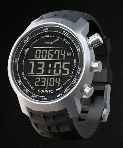 Suunto Elementum Terra Negative Rubbe Watches