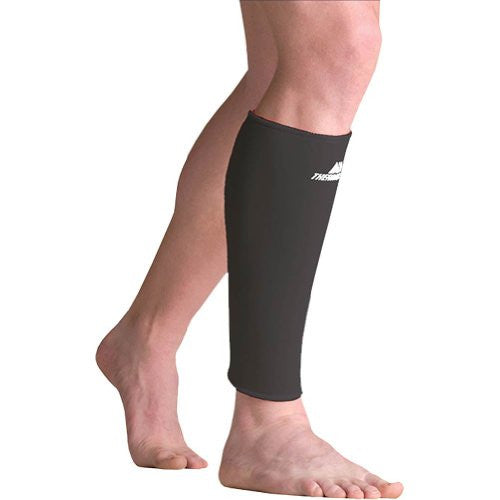 Calf/Shin Sleeve, Black, XX-Large