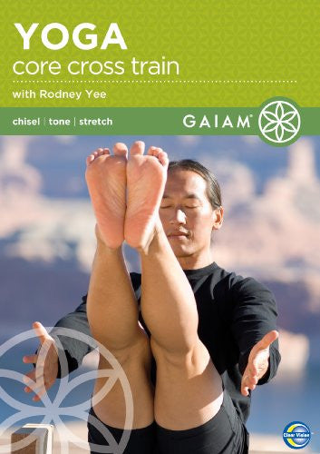 Gaiam YOGA: CORE CROSS TRAIN DVD (2008)
