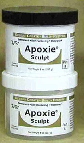 Apoxie Sculpt 1 Lb. Natural - Light Gray Epoxy Clay