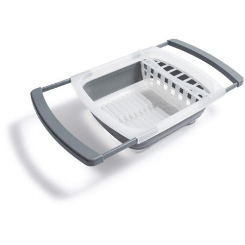 Progressive International Collapsible Over the Sink Dish Drainer