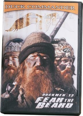 "Duck Commander Duckmen 13 ""Fear the Beard"" DVD"