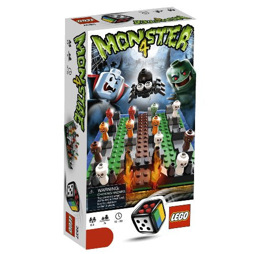 Lego: Monster 4