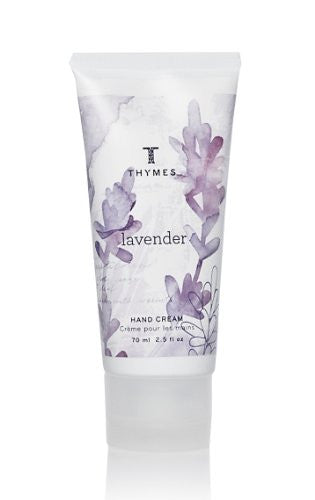 Thymes Hand Cream, Lavender, 2.5-Ounce Tube