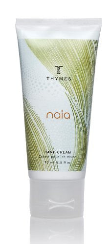 Thymes Hand Cream, Naia, 2.5-Ounce Tube