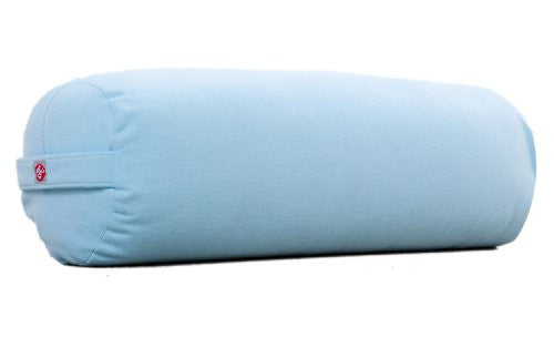 Round airCORE™ Bolster by Manduka - Magic -Glacier