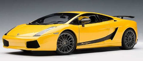 1/18 Lamborghini Gallardo Superleggera Radio Remote Control Car (Color is either yellow or orange)