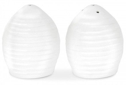 White Accessories & Giftware - Salt & Pepper Set 2.5""