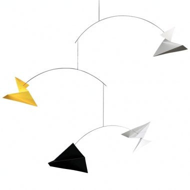 Flensted Mobiles Nursery Mobiles, Stratos Mobile