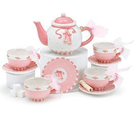 TEA SET BALLET SHOES