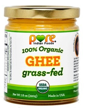 Ghee (Plain) 7.8 oz