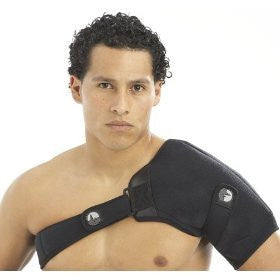 Heat and Ice Therapy Shoulder Wrap for ADULTS by Active Wrap