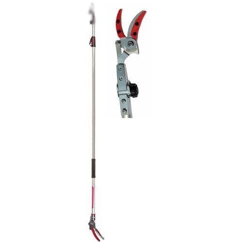 LongReach Pruners ZR Telescoping Series Cut & Hold - 6'-10' H, OS
