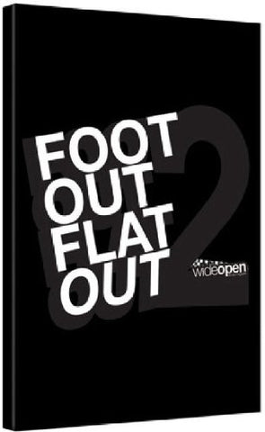 VAS Foot Out Flat Out 2 DVD